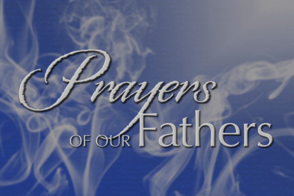 Prayers of Our Fathers