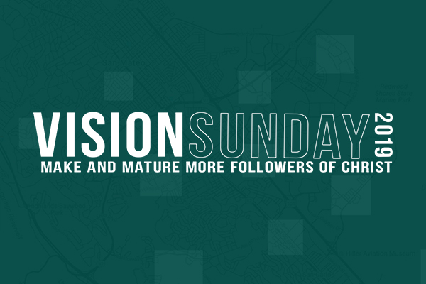 2019 Vision Sunday